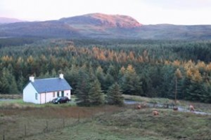 The Cnoc Fuar Cottage