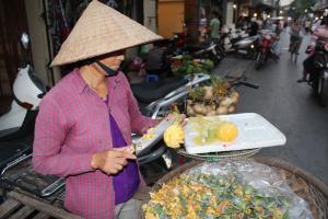 Fresh Pineapple, Hanoi