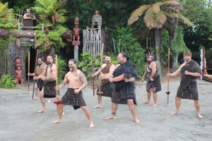 Tamaki Maori Village, Rotarua