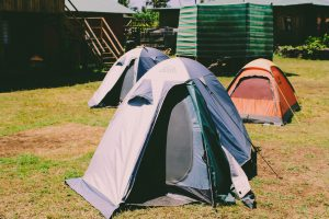 Camping Mihinoa saves money on accommodation on Rapa Nui