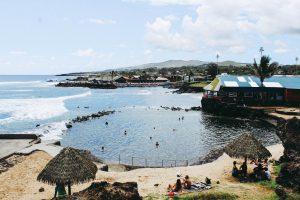 Pea Beach, Rapa Nui