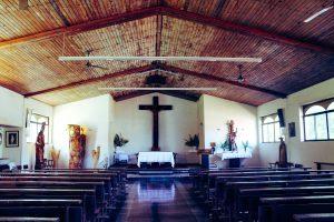 Parroquia de la Santa Cruz church, Rapa Nui