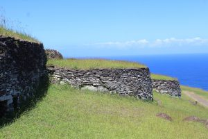 Orongo Village, Rapa Nui