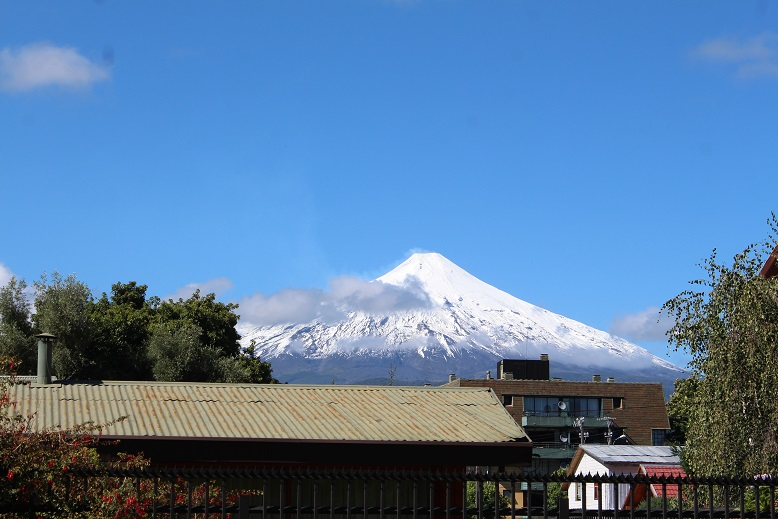 Villarrica volcano, Pucon